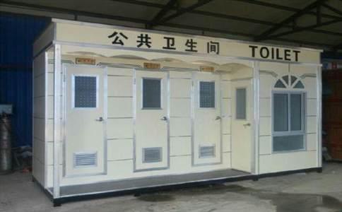 环保移动厕所为什么被广泛推广