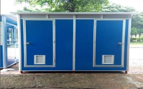 环保移动厕所的设计的最新理念