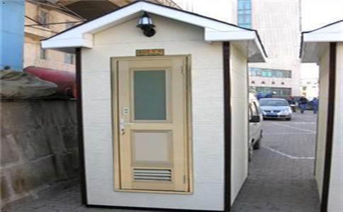 环保移动厕所有哪些独特之处
